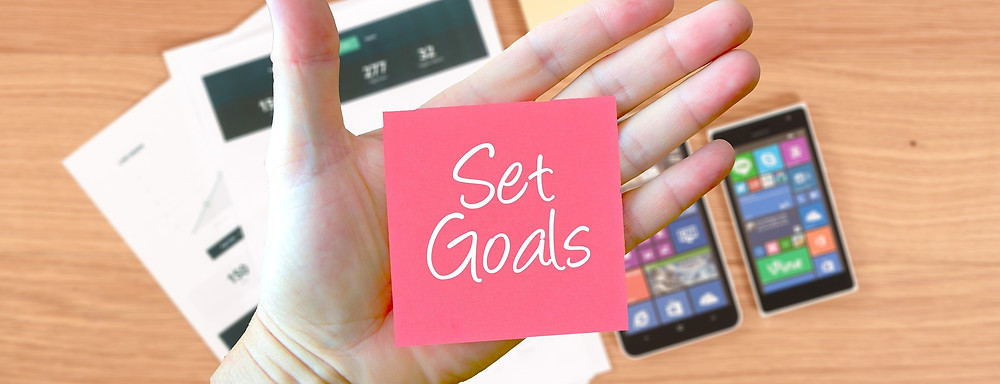 Setting goals and building content strategy
