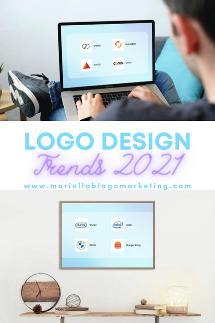 Top Logo Design Trend to Consider in 2021