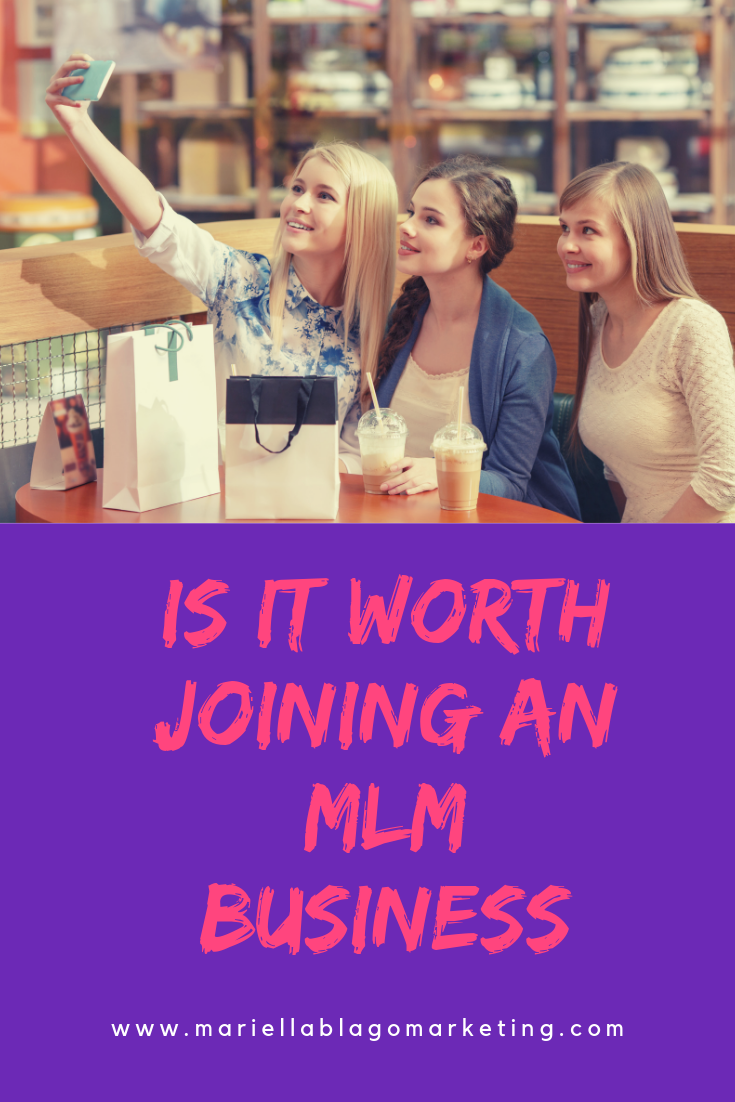 mlm business is it worth