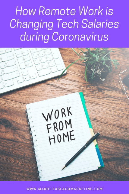 How Remote Work Is Changing Tech Salaries During Coronavirus