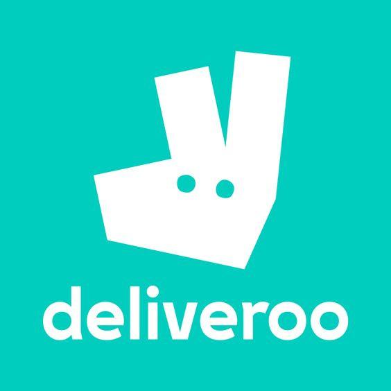 deliveroo logo design
