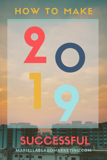 Planning Ahead - How to Make Your 2019 Successful