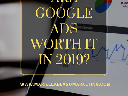 Are Google Ads Worth it in 2019?