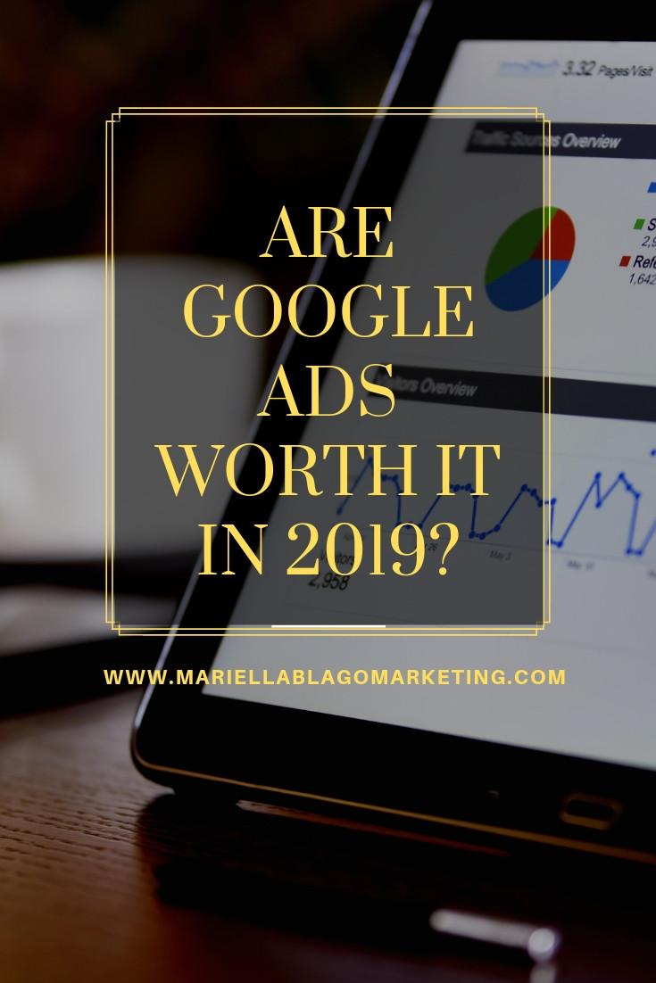 are google ads worth it in 2019