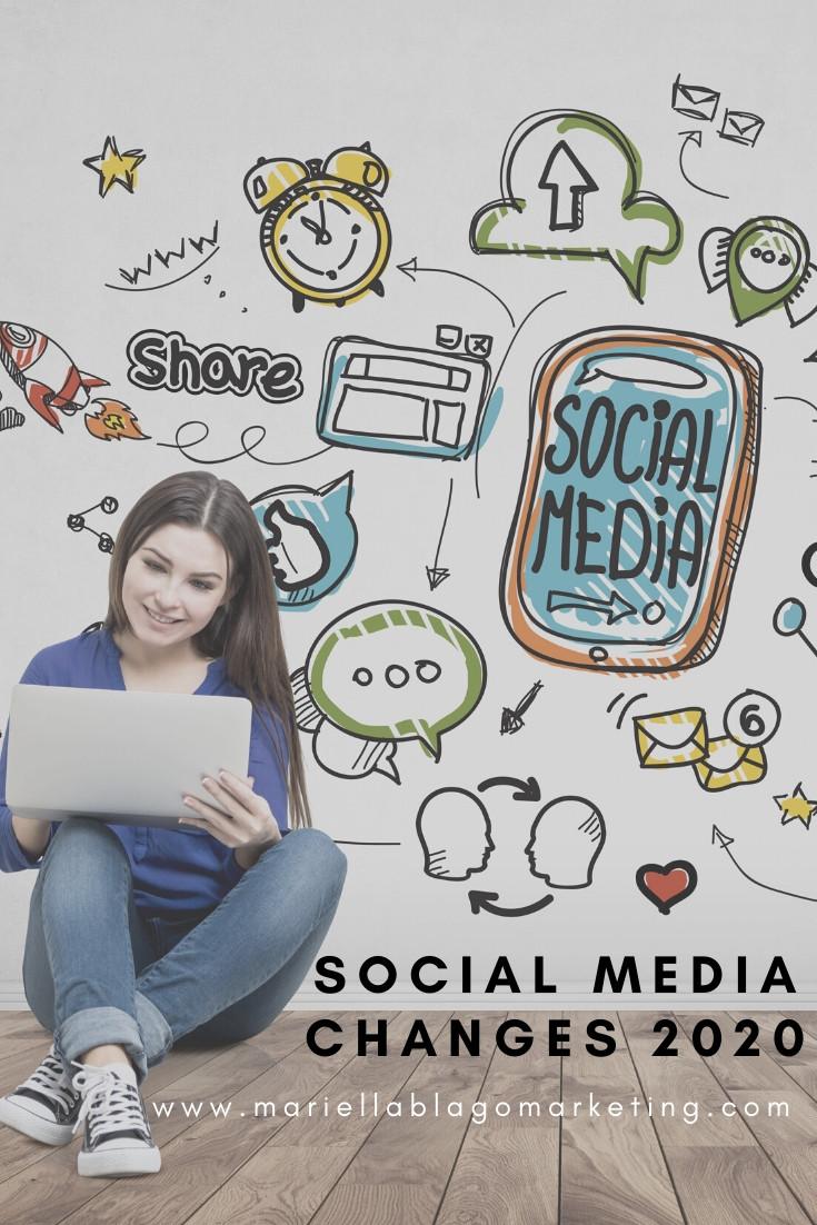 social media changes 2020