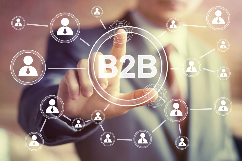 content marketing for B2B service