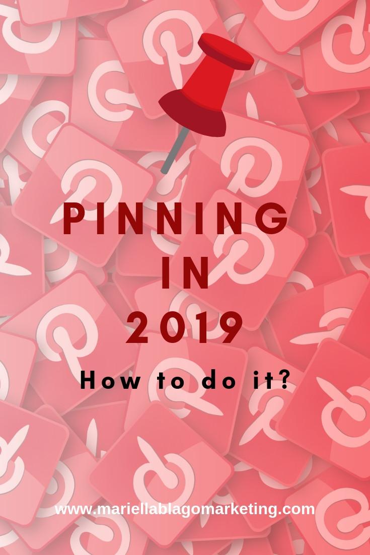 Pinterest 2019