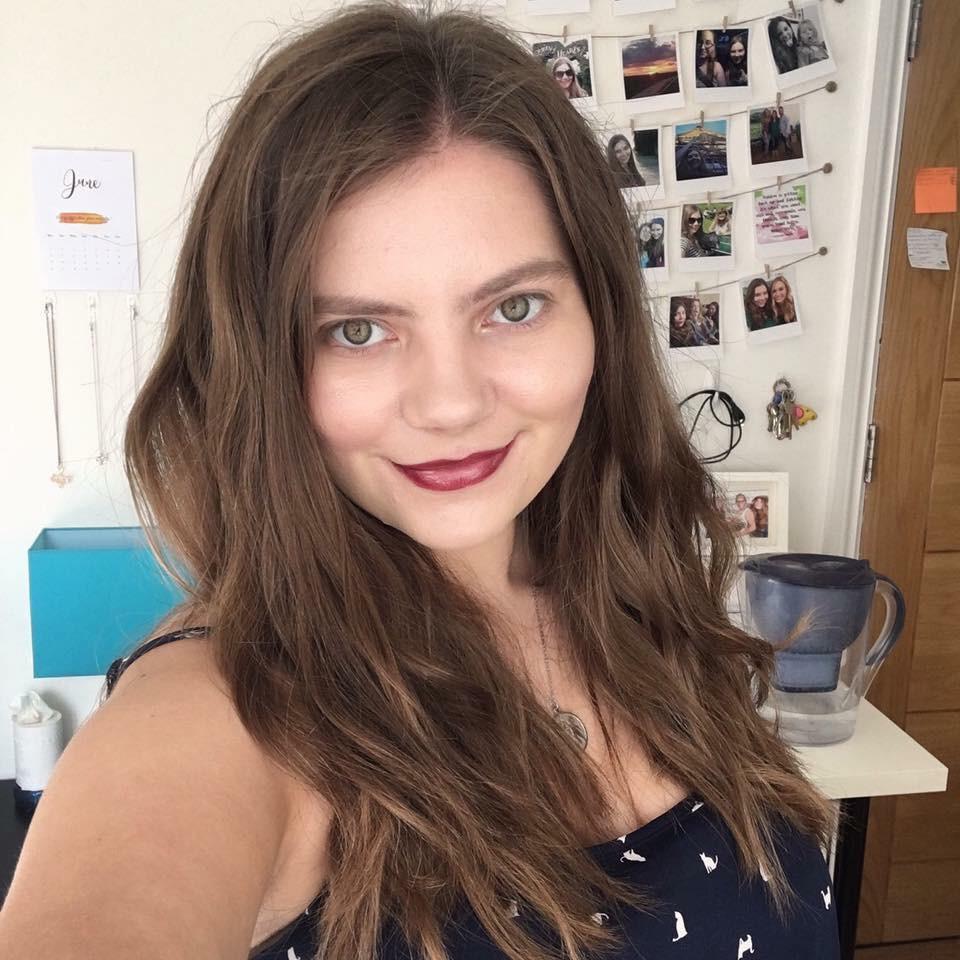 student entrepreneurs Hannah Slack