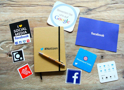 Finding Your Way Around Social Media