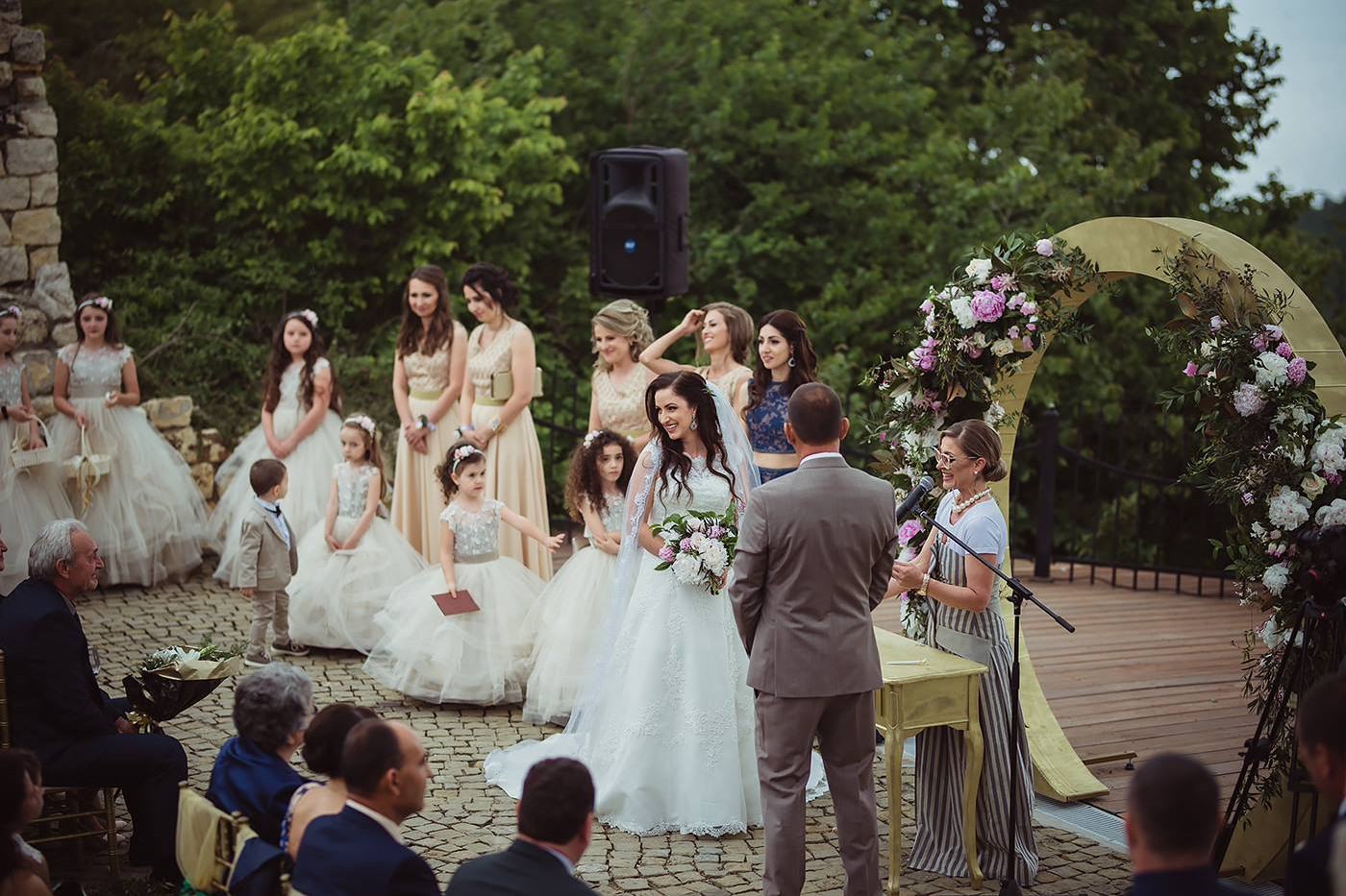 Wedding ceremony by Antoaneta Alexandrova - Weddings in Granada