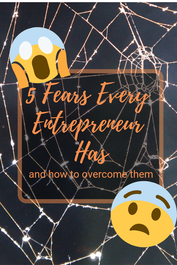 fears every entrepreneur has