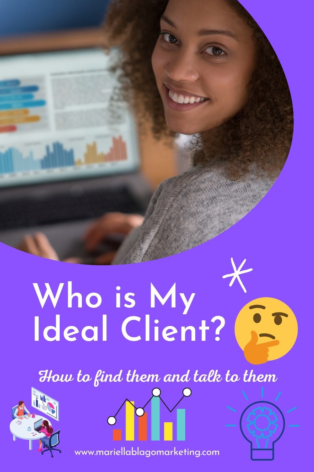 ideal client identification who is my ideal client
