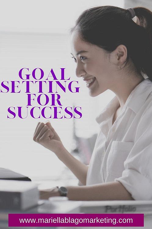 Goal Setting for Success