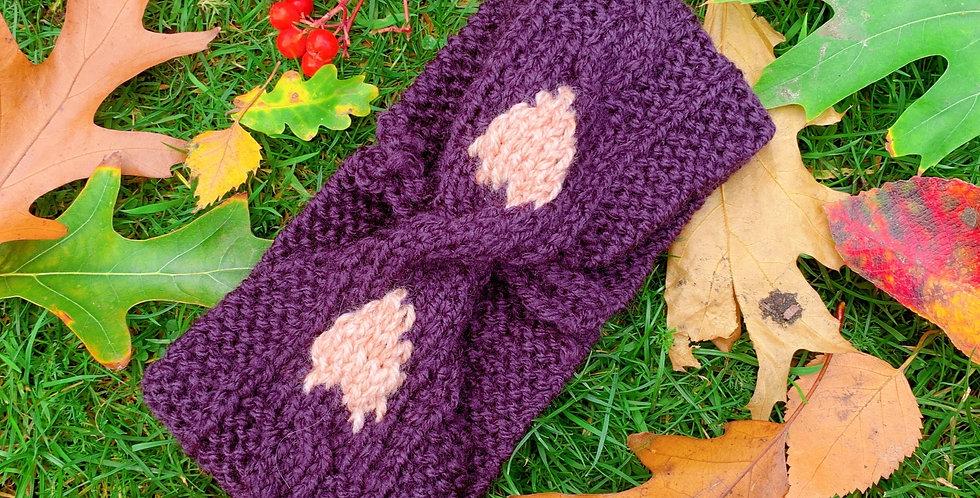 Purple Rain Headband