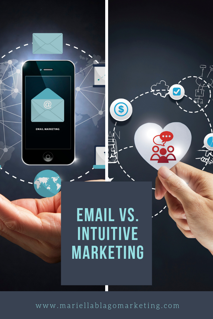 email vs intuitive marketing
