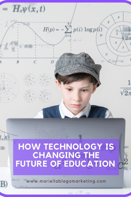 How Technology Is Changing The Future Of Education