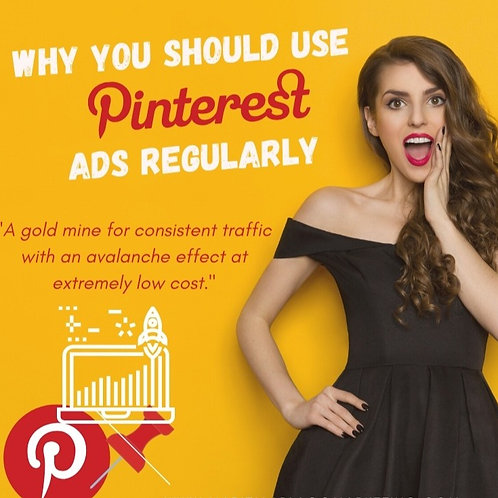 Why You Should Use Pinterest Ads (Audio Article)