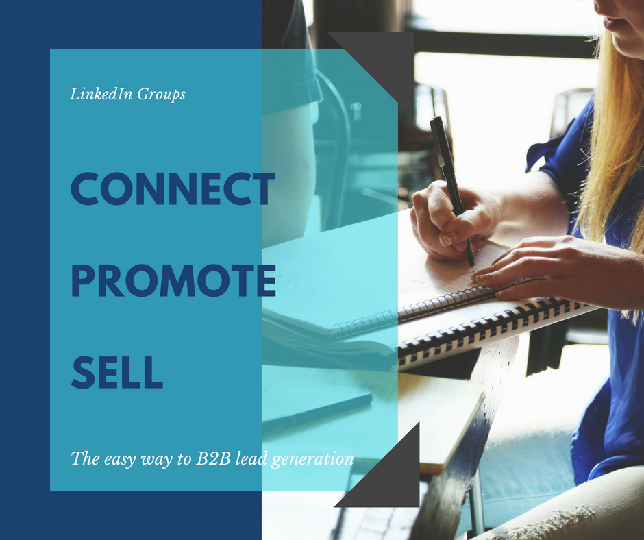 lead generation with LinkedIn groups