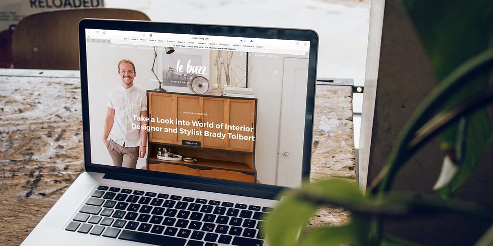 DIY No Coding Website Design Workshop