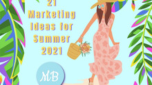 21 Summer Marketing Campaign Ideas in 2021
