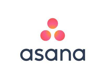 Asana logo design