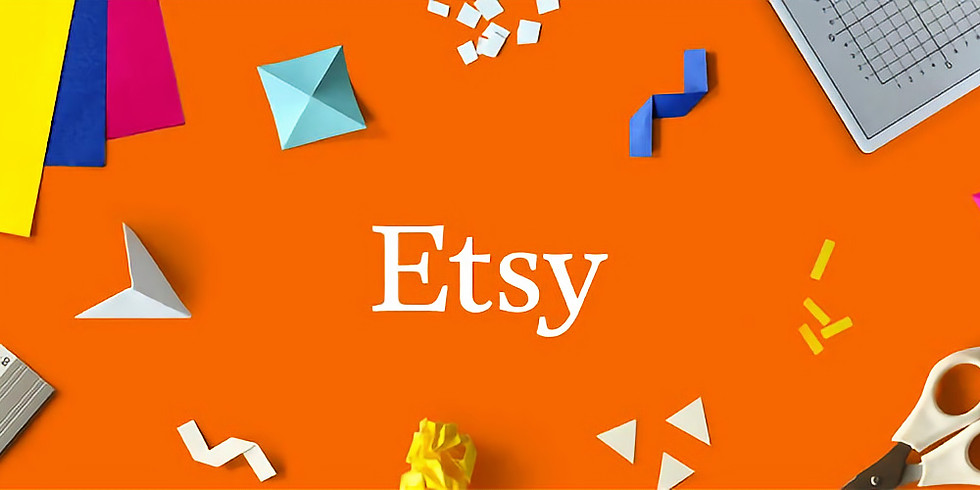 How to Be a Successful Etsy Seller - Practical Workshop