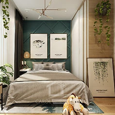 家居裝修,裝修工程-睡房03