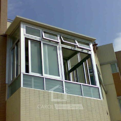 小型工程 -鋁窗04