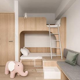 兒童房設計, 兒童房改造 -05