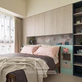 睡房設計, 睡房 -06