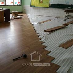 小型工程 - 地板08