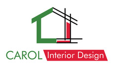 嘉莉室內設計 Carol Interior Design Logo