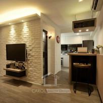 室內設計,室內裝修風格 - 型格風-01