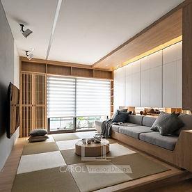 日式室內設計, 日式風 -01