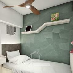 家居裝修,裝修工程-睡房01