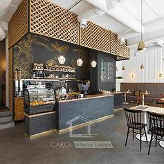 商舖裝修 -咖啡店01