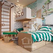 室內設計,室內裝修風格 - 可愛風-01