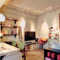 室內設計,室內裝修風格 - 文青風-01