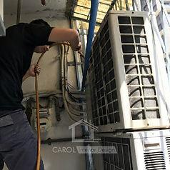 冷氣工程,冷氣維修 - 專業清洗-03