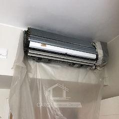 冷氣工程,冷氣維修 - 專業清洗-04