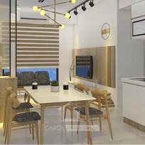 室內設計,室內裝修風格 - 簡約風-01