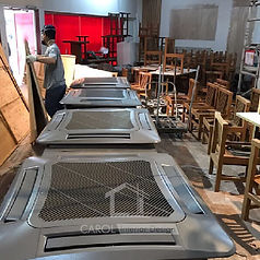 冷氣工程,冷氣維修 - 安裝冷氣-01