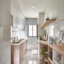 廚房設計, 廚房裝修 -01
