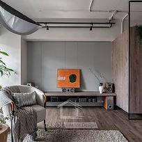 家居設計, 家居設計風格 - 工業風格01