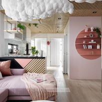 家居設計, 家居設計風格 - 美式風格02