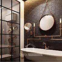 室內設計,室內裝修風格 - 工業風-03