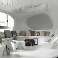 室內設計,室內裝修風格 - 科幻風-02