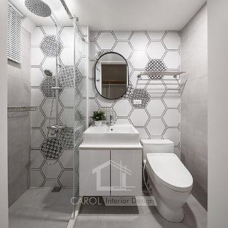 浴室裝修套餐, 廁所裝修套餐, Carol Interior Design -pic01