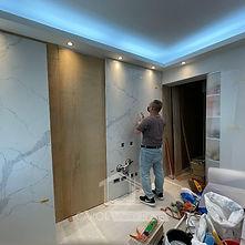 室內工程, 裝修工程公司, Carol Interior Design -工程進行2a