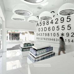 商舖裝修 -Retail Shops / Showrooms / Stores 02